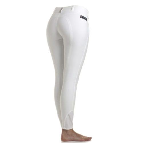 Pantalón de montar blanco para mujer modelo Karen de Kingsland