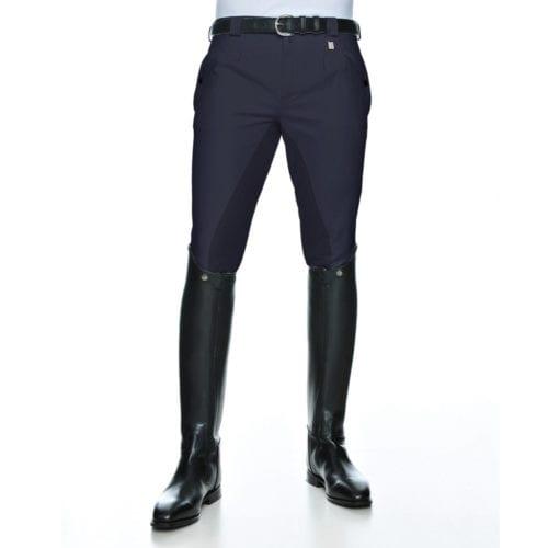 Pantalones con culera azul marino para mujer modelo Lance de Kingsland