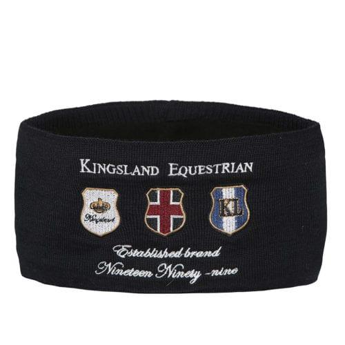 Banda de punto Unisex modelo Arisaig Color Azul marino de Kingsland