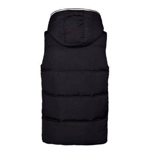 Chaleco acolchado black onyx unisex modelo Gannett de Kingsland