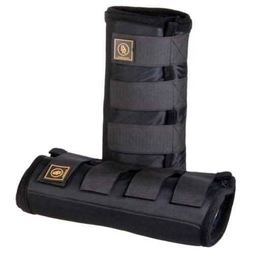 Protector de manos modelo Terapéuticos del calor / frío Color Negro de BR