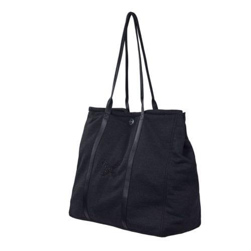 Bolsa charcoal melange modelo Lavalle Jersey de Kingsland