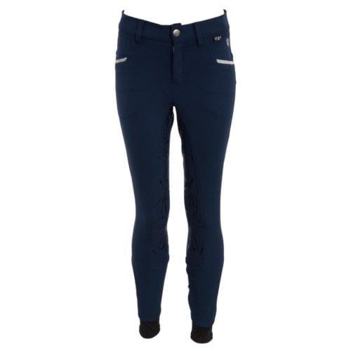 Pantalones con grip en la culera modelo 4-EH.Heleen Colro Azul marino de BR