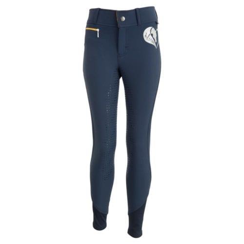 Pantalones con grip en la culera modelo 4-Ever H.Hajotregging Color Azul marino de BR