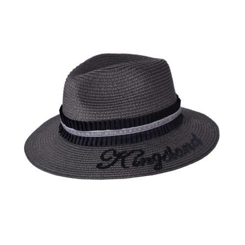 Sombrero de paja unisex modelo Guavlare de Kingsland