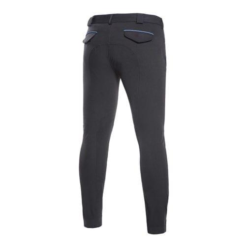 Pantalones con grip en las rodillas para hombre modelo Kenton Color Gris de Kingsland