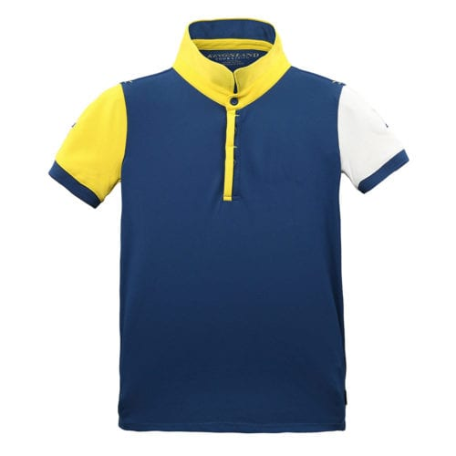 Polo Junior modelo Venere Color Azul de Kingsland