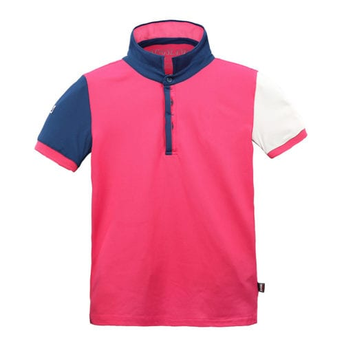 Polo Junior modelo Venere Color Rosa de Kingsland