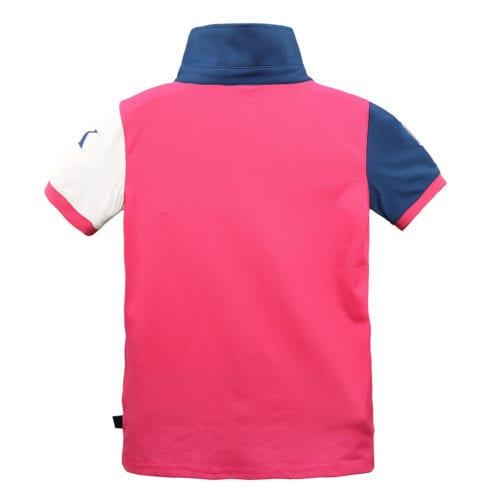 Polo Junior modelo Venere Color Rosa de Kingsland