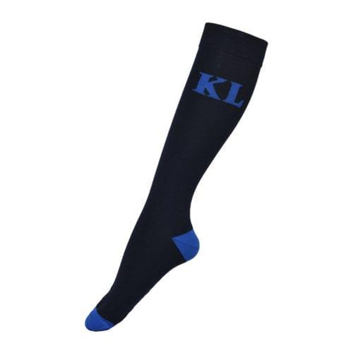 Calcetines Unisex modelo Bulton Coolmax Color Azul marino de Kingsland