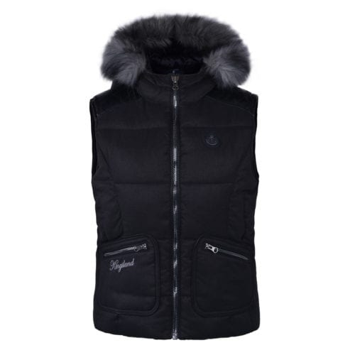 Janet Ladies Insulated Body Warmer