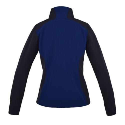 Chaqueta softshell para mujer modelo Ocilla Color Azul de Kingsland