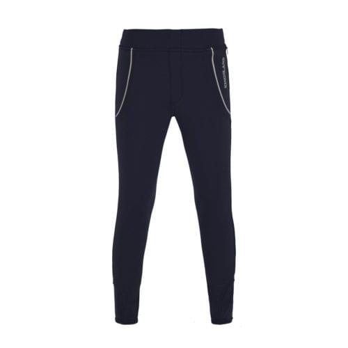 Pantalones con grip en las rodillas par niña modelo Kaisa E-Tec Pull On Color Azul marino de Kingsland