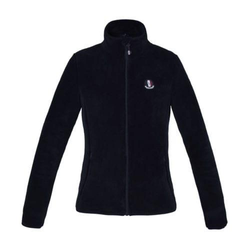 Chaqueta polar para mujer modelo Zoes Coral Color Azul marino de Kingsland Coral Fleece Jacket