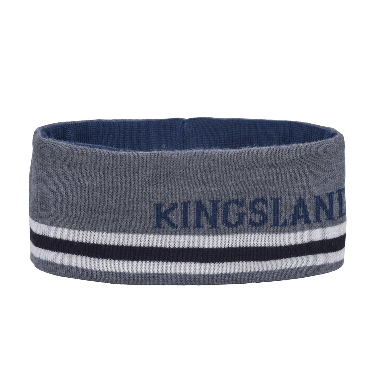 Banda de punto reversible Unisex modelo Maddox Color Azul de Kingsland