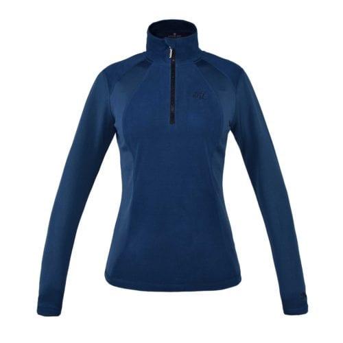 Jersey polar para mujer modelo Melody Color Azul de Kingsland