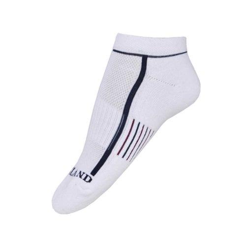 Pack de 2 pares de calcetines cortos variado unisex modelo Vence de Kingsland