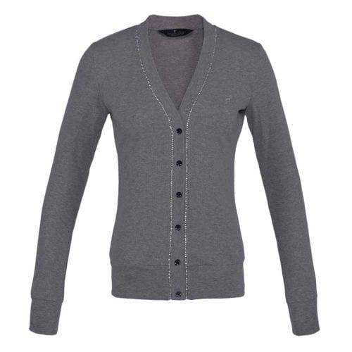 Chaqueta gris claro para mujer modelo Antibes de Kingsland