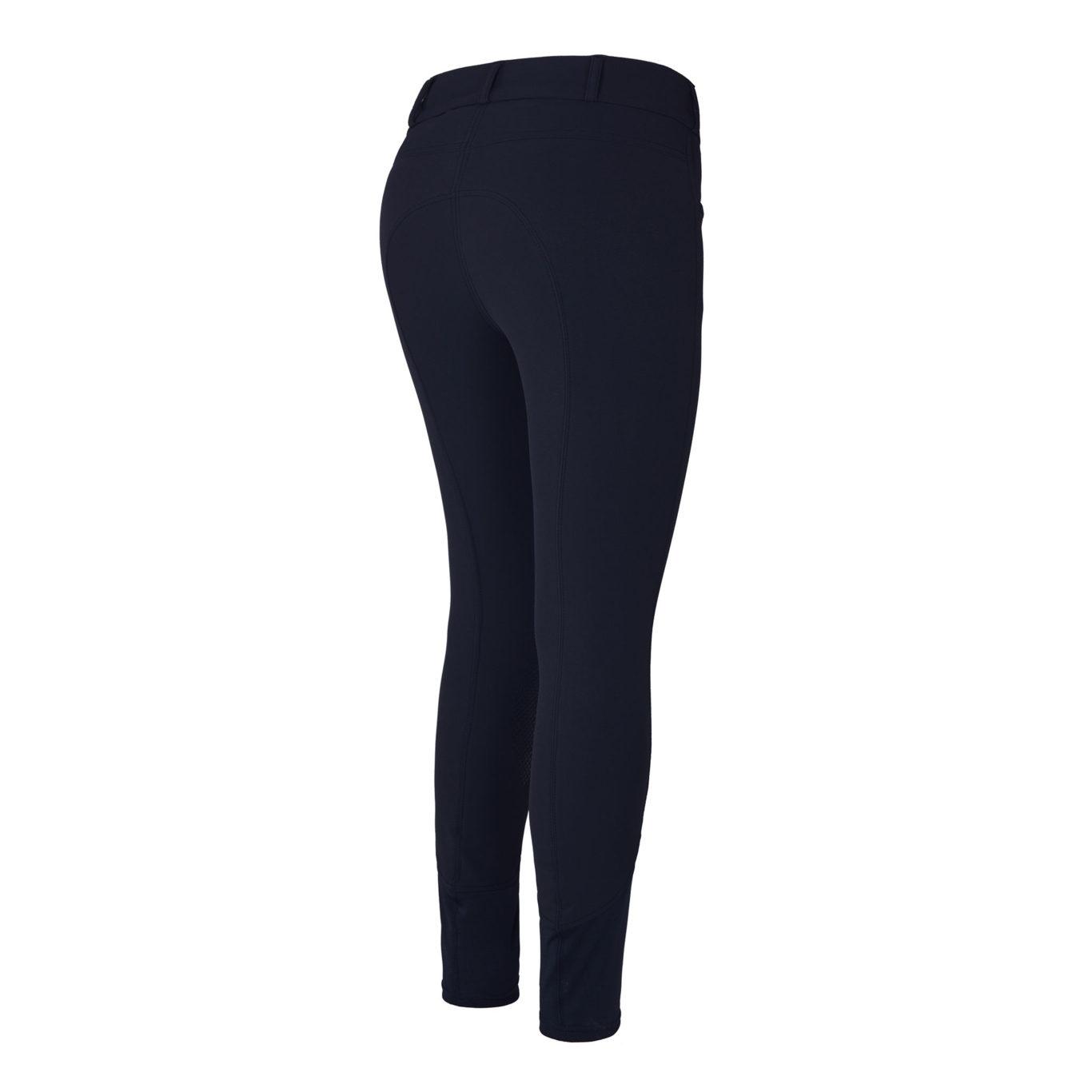 Pantalones Con Grip En Las Rodillas Color Azul Marino Para Mujer Modelo Kadi De Kingsland Alogo
