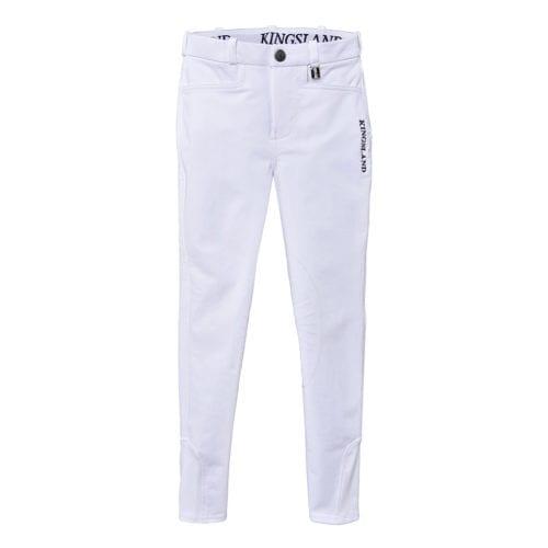 Pantalones para niña modelo Kitti Color Blanco de Kingsland