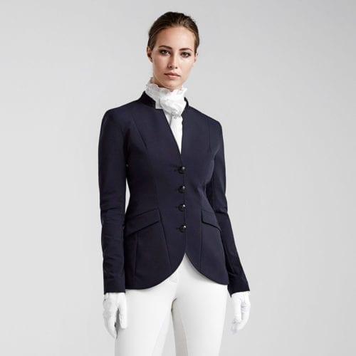 Americana de competición para mujer modelo Fairen Master Sj Color Azul marino de Kingsland