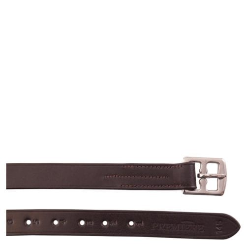 """Stirrup leathers Premiere leather 1""""s.s.buckles"""