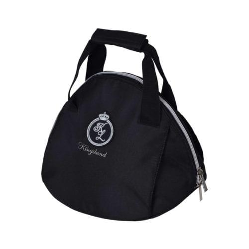 Bolsa para casco negra modelo Roure de Kingsland