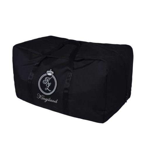 Bolsa grande negra modelo Lutelle de Kingsland