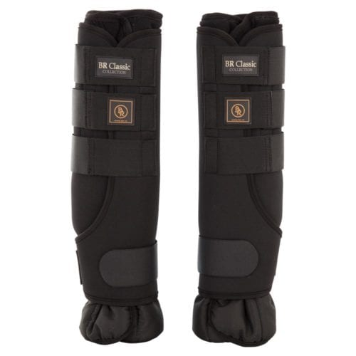 Leg protector BR Classic stablfront and back