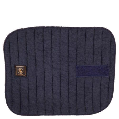 Paños 4-pack para vendas de trabajo con velcro Color Azul de BR