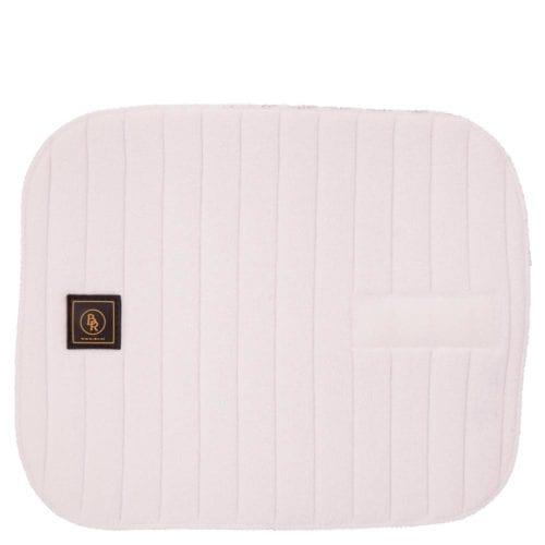 Paños 4-pack para vendas de trabajo con velcro Color Blanco de BR