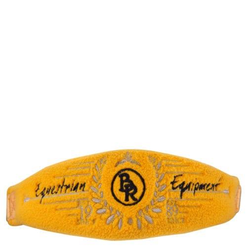 Cabezada de cuadra con muserola polar modelo Splendid Deco Color Amarillo de BR