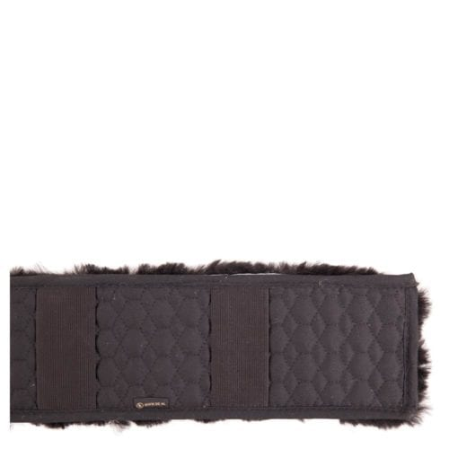 Girth cover BR vs sheepskin w/elastic