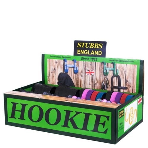 Hatrack Stubbs w/2 hooks PU10 -