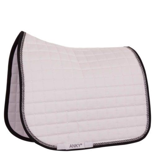 Sudadero de doma con el borde trenzado modelo XB16001 C-WEAR Color Blanco de Anky
