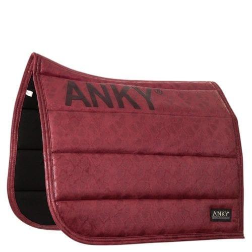 ANKY Saddle Pad Dressage Snake XB19003