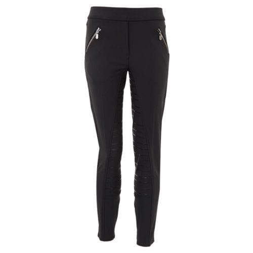Pantalones con culera de silicona para niña modelo Magical XR182305 Color Negro de Anky