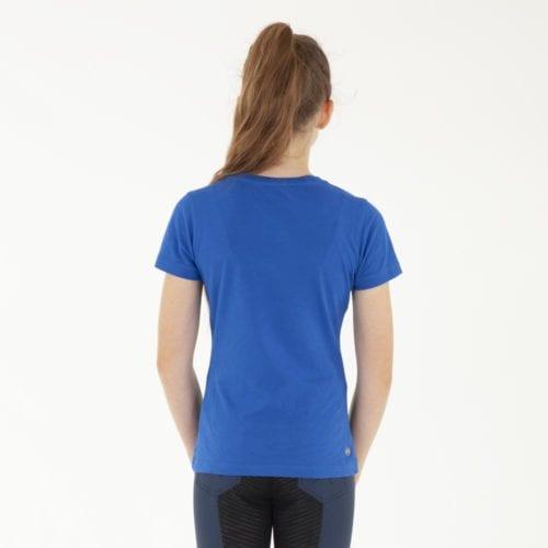 Camiseta de caballo para niña modelo ATK191301 Color Azul royal de Anky
