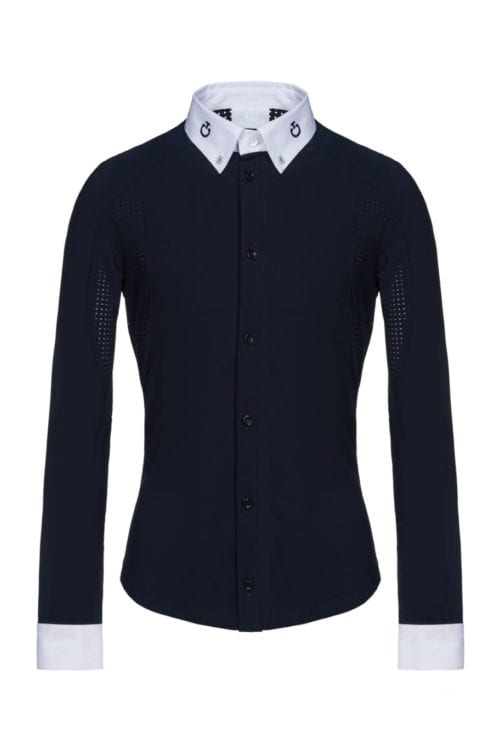 JERS. COMP SHIRT W/PERFORATED