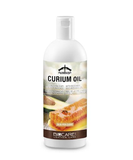 Aceite para cuero modelo Curium Oil de Veredus