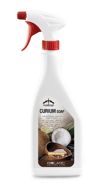 Jaboncillo para cuero modelo Curium Soap de Veredus