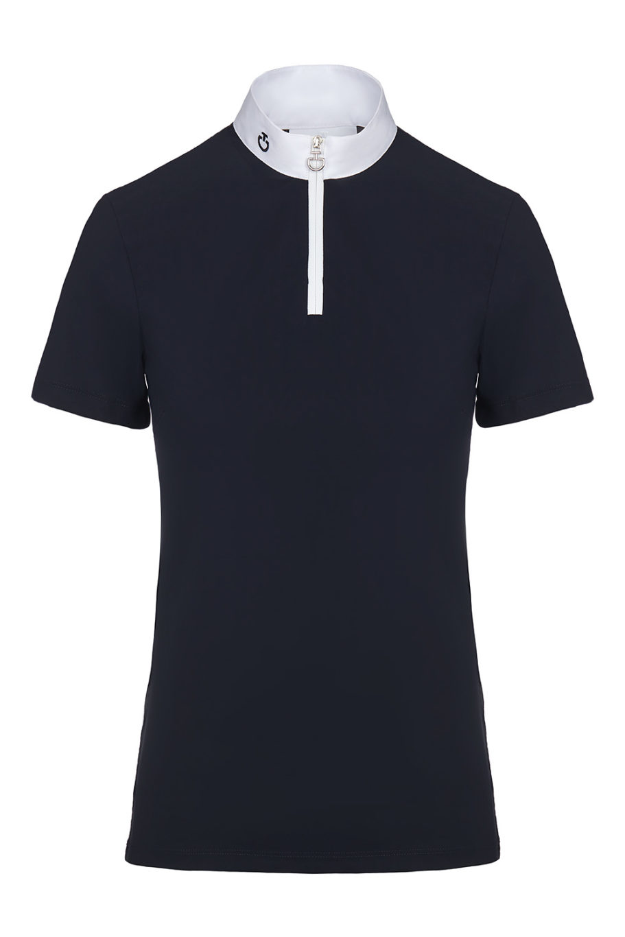 JERSEY + KNIT COMP S/S POLO