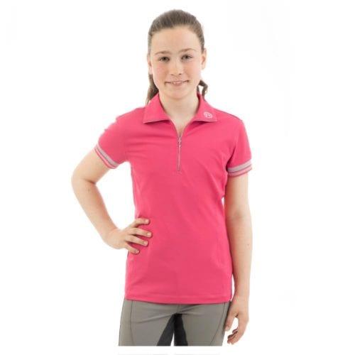 ANKY Polo Zip Girls ATK201202