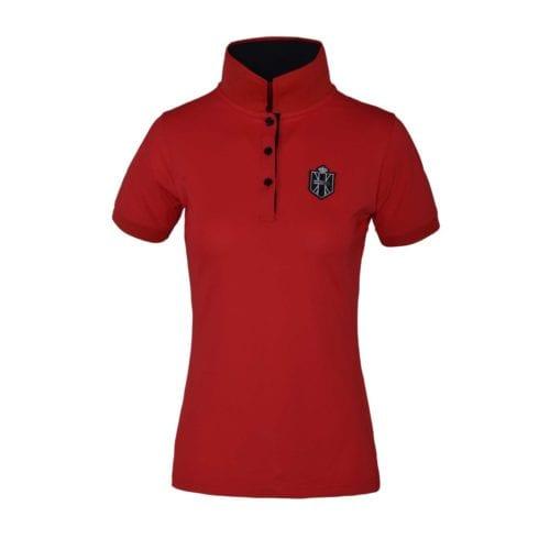 KLagape Ladies Tec Pique Polo Shirt