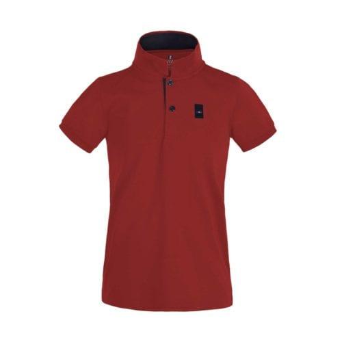 KLales Junior Tec Pique Polo Shirt