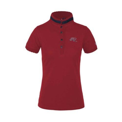 KLaggie Girls Cotton Pique Shirt