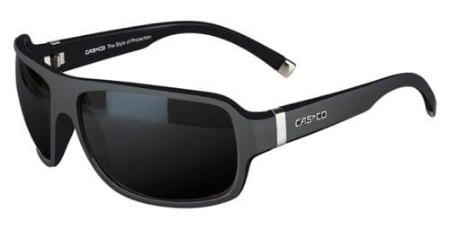 Gafas de sol deportivas grises y negro mate unisex modelo SX-61 Bicolor de Casco
