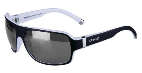 Gafas de sol deportivas negras y blancas unisex modelo SX-61 Bicolor de Casco