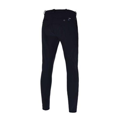 Pantalones con grip en las rodillas azul marino para hombre modelo KLkarlos de Kingsland