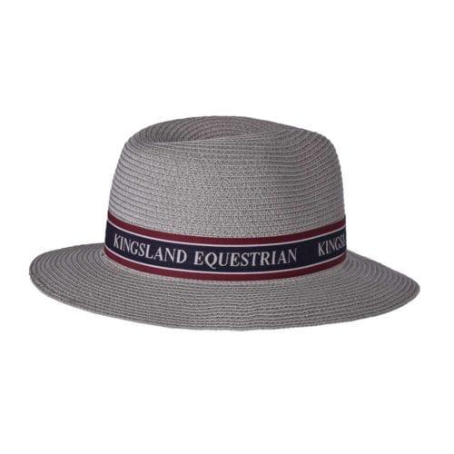 Sombrero unisex gris modelo Tad de Kingsland
